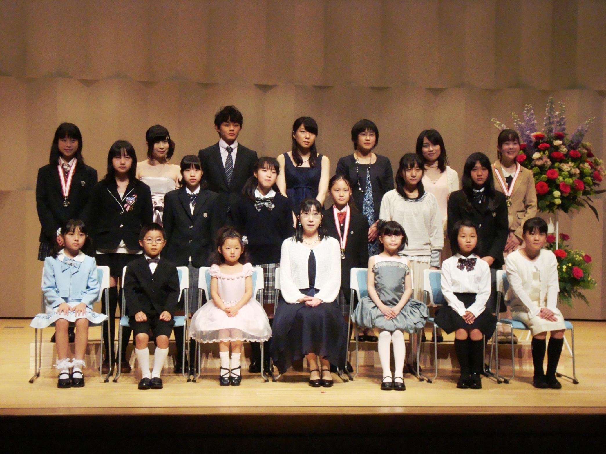 2013 Pour le pianiste ピアノ発表会! (2013/05/05)